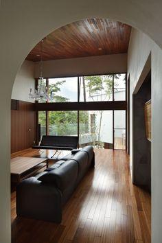 Residence of Daisen / Keisuke Kawaguchi+K2-Design
