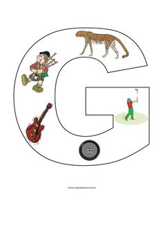 G Alphabet Activities, Preschool Activities, Spelling Games, Letter Of The Week, Room Organization, Montessori, Homeschool, Classroom, Lettering