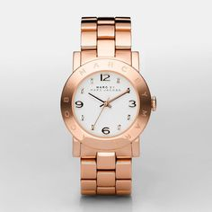 amy watch / marc by marc jacobs