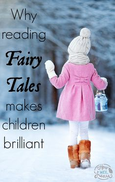 Why is it so important to read children fairy tales? So much happens after Once Upon a Time! Here are eight important reasons why.