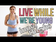 Live While We're Young Inner Thigh Workout | POP Pilates