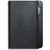 """Kindle Leather Cover, Black (Fits 6"""" Display, 2nd Generation Kindle) (Electronics)By Amazon"""