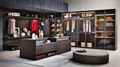 Gliss Master Walk-in Closets Molteni & C