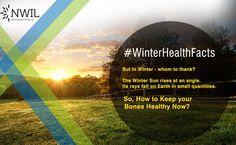 How to get #Healthy #Bones in #Winter?  #BoneHealth