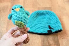 This blog is full of super crocheted coolness