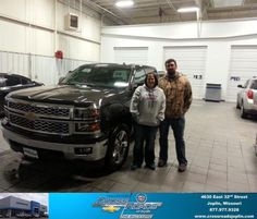 #HappyBirthday to Jon Laforge from Romie Lee at Crossroads Chevrolet Cadillac!