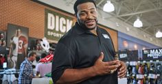 Dick's Sporting Goods PACE Program  (Protecting Athletes through Concussion Education)         National Spokesperson: Jerome Bettis  Program Supported by National Ad Campaign, 10 Market Tour Nationwide and social media components