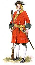Queen Dowager's Regiment (English Army) during King William's War (1689 - 1697)