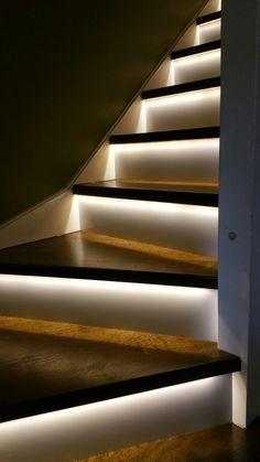 Luces escaleras