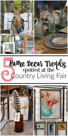 Last Trending Get all images home decor fair Viral country bliving bcollage Home Decor Trends, Diy Home Decor, Fall Crafts, Diy Crafts, Country Living Fair, Hobbies And Crafts, Creative Crafts, Craft Fairs, Decoration