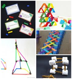 Crazy Cool STEM Activities for Kids. I'm excited to try these engineering projects!