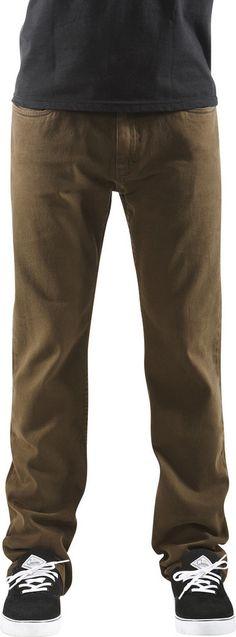 Altamont Hansen-Wilshire, Jeans-Regular-Fit, chocolate Titus Titus Skateshop #JeansRegularFit #MenClothing #titus #titusskateshop