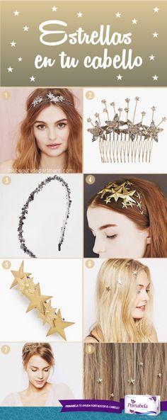 #Accesorios de cabello para las fiestas navideñas.