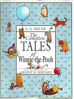 The best collection of Winnie-the-Pooh.  Teach your child the art of Imagination!