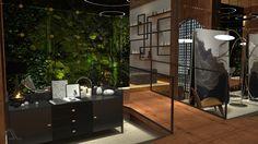 Visualización 3D Proyecto interiorismo  Angelozano