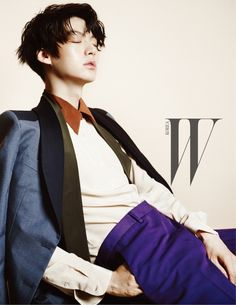 He's the new, hot name around, and W Korea becomes more acquainted with Ahn Jae Hyun with a feature titled 'Closer.' In next month's issue, readers will learn about his thou… Lee Jin Wook, Ahn Jae Hyun, Choi Jin Hyuk, Lee Hyun, Choi Seung Hyun, New Actors, Actors & Actresses, Asian Actors, Korean Actors