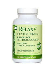 Relax Dietary Supplement Tablets 100Count -- Click affiliate link Amazon.com on image for more details.