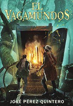 ¿Te gusta Harry Potter, La Historia Interminable y viajar a otros mundos? Entonces lee EL VAGAMUNDOS #amazon http://rxe.me/RHX478  #SciFi