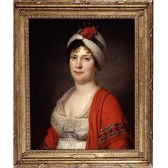 Mrs. Sims of Philadelphia  Date: 1808  Artist: Adolf Ulric Wertmüller  American, born Sweden, 1751 - 1811