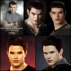 Emmett - Twilight to BD 2