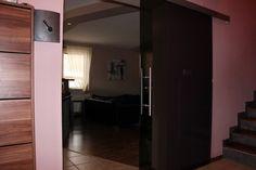 Sklenené dvere GG - 03 šedé