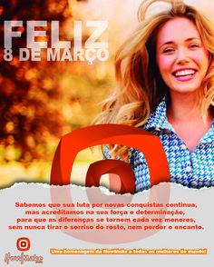 Dia Internacional da Mulher - para Howmake