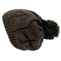 Unisex Cable Knit Big Pompom Winter Beanie Tam Snow Ski Hat Cap Korea Charcoal SK Hat shop,http://www.amazon.com/dp/B009729TM2/ref=cm_sw_r_pi_dp_kq.1qb07M56YSMZA