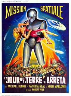 The Day the Earth Stood Still (1951) Robert Wise