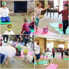 Residents at International Falls Assisted Living were excited to welcome young visitors from Niki Bergstrom's Next Generation Yoga class. Her Children's Yoga Camps are a fun and educational way to incorporate creative movement, learning, games and traditional yoga. #GoodSamaritanSociety