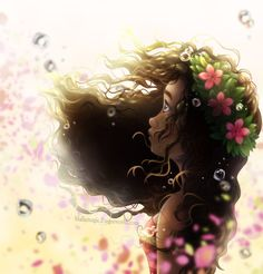 Moana by Mallemagic.deviantart.com on @DeviantArt