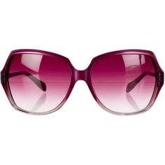 Pre-owned Oliver Peoples Sunglasses ($65) ❤ liked on Polyvore featuring accessories, eyewear, sunglasses, glasses, pink, shades, pink glasses, oliver peoples eyewear, pink sunglasses and oliver peoples glasses
