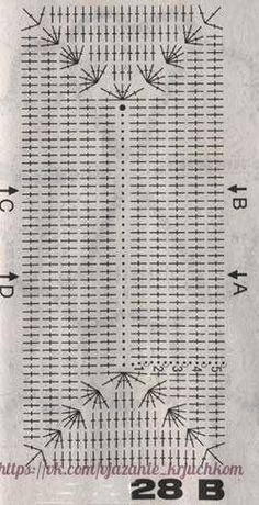 Delicadezas en crochet Gabriela: 25 Moldes de Bolsos en ganchillo con patrones gratis