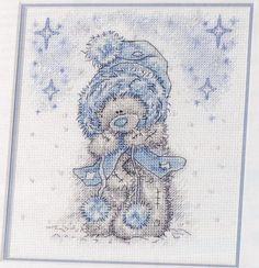 Schematic cross stitch Cool 1