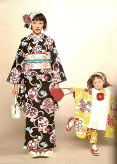 Kimono-hime issue 7. Fashion shoot page 59. Satomi Grim of Flickr