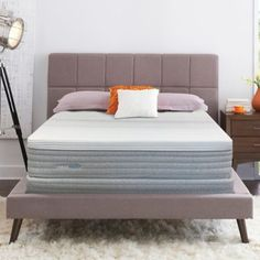Recommended by a mattress sales person as a very nice budget-priced mattress