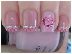 A manicure like this would provide immediate and dramatic improvement to my life. Even a pedi would do....
