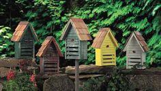 I've always wanted a ladybug house.
