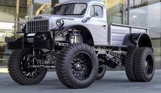 Pick up truck Cummins Diesel Trucks, Dodge Trucks, Jeep Truck, Lifted Trucks, Show Trucks, Big Trucks, Old Pickup Trucks, Dodge Pickup, Dodge Power Wagon