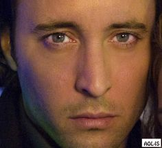 Alex O'Loughlin in Moonlight - Wowza