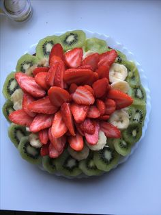 Tarte multifruit