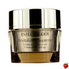 Estee Lauder Revitalizing Supreme Global Anti-Aging Creme 50ml/1.7oz #EsteeLauder #Skincare #AntiAgingCream #Valentines #FREEShipping #StrawberryNET #GiftIdeas #Giveaway
