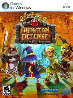 Dungeon Defenders V7.25c Updagte Incl Dlc