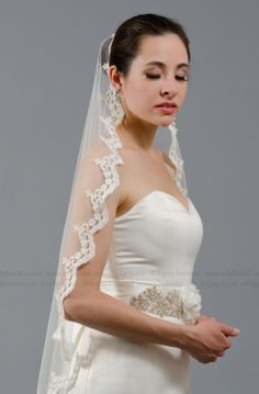 Mantilla Wedding Veil Pattern : Wedding Veil Styles – Best Wedding ...