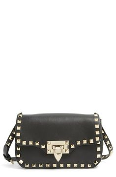 80fdf02eb2a3 Free shipping and returns on Valentino  Rockstud  Crossbody Bag at  Nordstrom.com.
