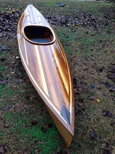 Wood Duck 12 Hybrid Recreational Kayak: An Ultra-light Kayak with a Cedar Strip Deck!