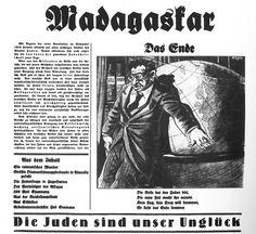 """""""Das Ende"""":  Besonders in Julius Streichers Hetzblatt """"Der Stürmer"""" wurde der..."""