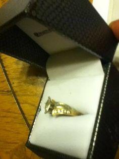 Marquise Cut Diamond Ring - $2000