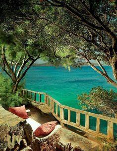 #Kefalonia island #traveltoGreece #Hellas Since reading Captain Corelli's Mandolin - this has been on my bucket list! I WILL get there soon.