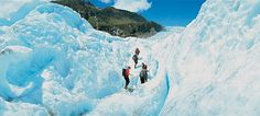 Take a hike on a glacier!