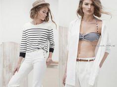 Tendencia moda – Que se usará en Primavera Verano 2016 - estilo marinero - Navy